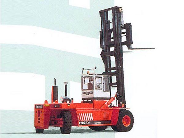 Fantuzzi Wózek widłowy dużych udźwigów