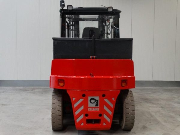 Kalmar Wózek widłowy elektryczny 4-kołowy
