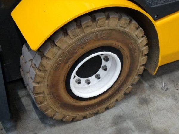 Jungheinrich Wózek widłowy elektryczny 4-kołowy