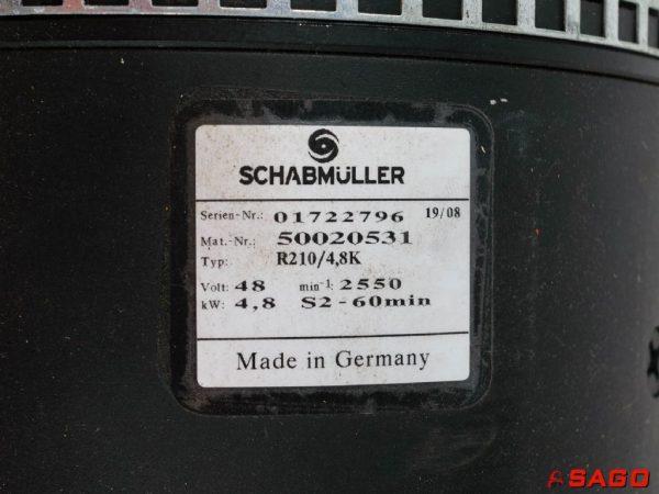 Jumbo Silniki elektryczne i części do silników - Typ: Elektromotor i.T.  259063000 Baumann Terra Irion Lancer
