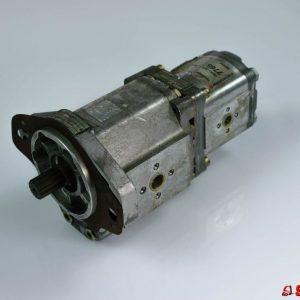 Jumbo Hydraulika - Typ: Tandem-Hydraulikpumpe 77652 Baumann Terra Irion Lancer