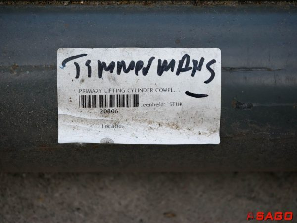 Jumbo Hydraulika - Typ: .