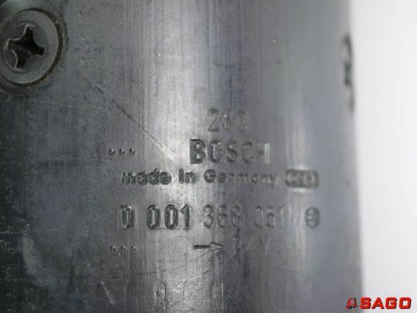 stacyjki i systemy paliwowe - Typ: Anlasser 200005393