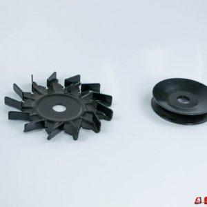 Baumann Silniki elektryczne i części do silników - Typ: Lüfter 32009