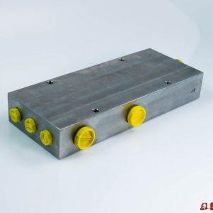 Jumbo Hydraulika - Typ: Ventilgehäuse  200008172