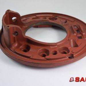 Baumann Hamulce i linki hamulcowe - Typ: 80459  Bremsankerblech li.