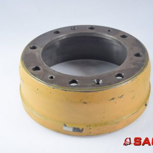 Baumann Hamulce i linki hamulcowe - Typ: 51675  Bremstrommel