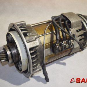 Silniki elektryczne i części do silników - Typ: BT API ELMO TSP 112/4-165-T Ser.No. 0150 9801830-013 85Hz 34V 2500rpm 7