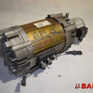 Silniki elektryczne i części do silników - Typ: BT API ELMO TSP112/4-195-T Ser.No. 0144.62064-009 80Hz  34V 2300rpm 14kw 320A