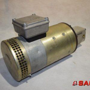 Kalmar Silniki elektryczne i części do silników - Typ: SCHABMULLER D-92334 Berching serirn nr 967755 Mat.nr-50017445 R178/8RK  80V  135A 3570min-1 8Kw