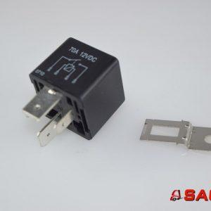 Baumann Elektryczne sterowanie i komponenty - Typ: 111807 Relais 70A 12VDC