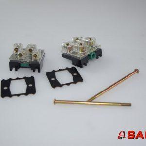 Baumann Elektryczne sterowanie i komponenty - Typ: 200006934 KONTAKTSATZ
