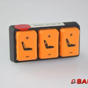 Kalmar Elektryczne sterowanie i komponenty - Typ: 35746 Schaltkulisse W49 30 0008