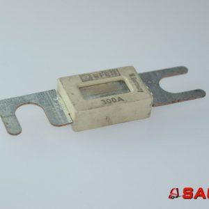 Baumann Elektryczne sterowanie i komponenty - Typ: 40185 Streifensicherung 300A