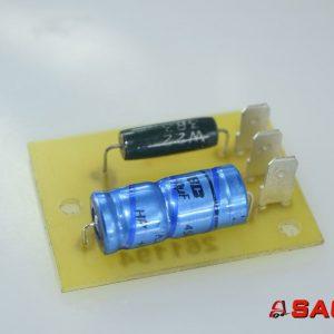 Baumann Elektryczne sterowanie i komponenty - Typ: 200010042 Signalfilter 261194