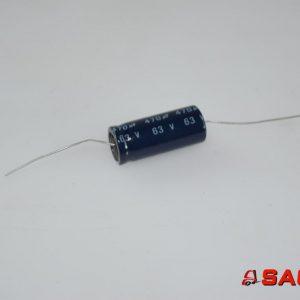 Kalmar Elektryczne sterowanie i komponenty - Typ: 470uF 63V