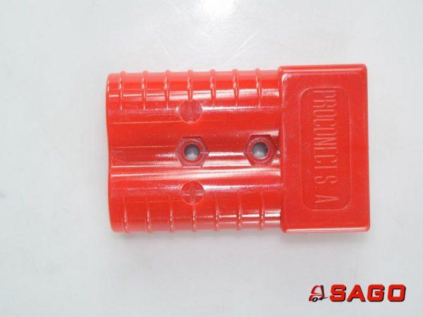 Baumann Elektryczne artykuły i akcesoria - Typ: 200003654 Batteriestecker PROCONECTS