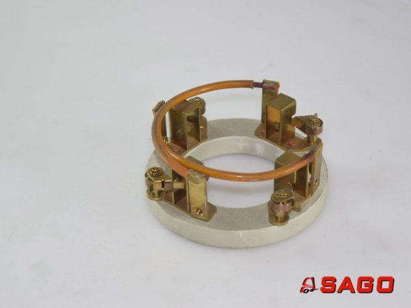 Baumann Silniki elektryczne i części do silników - Typ: 30922 Bürstenhalter