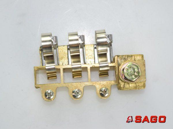 Baumann Silniki elektryczne i części do silników - Typ: 104929 Bürstenhalter