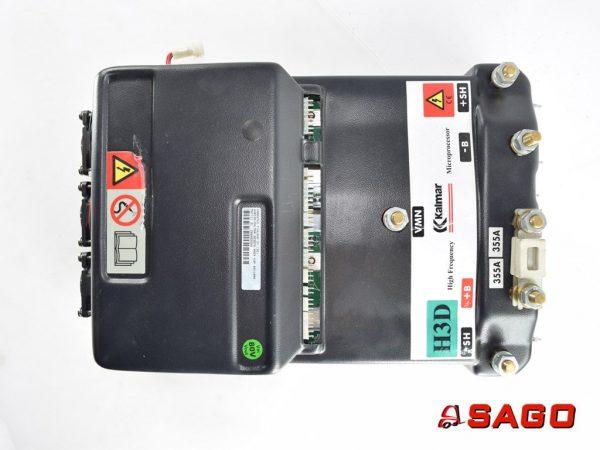 Kalmar Elektryczne sterowanie i komponenty - Typ: 923876.0024 Control unit copy 355A 80V