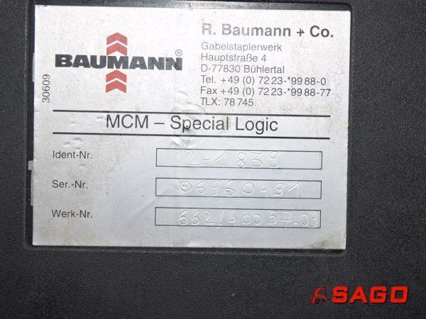Baumann Elektryczne sterowanie i komponenty - Typ: 241839000 Logikbox i.T.  06960491