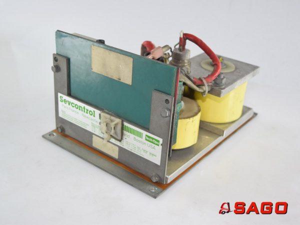 Baumann Elektryczne sterowanie i komponenty - Typ: 47168-D Pumpensteuerung defekt Sevcontrol