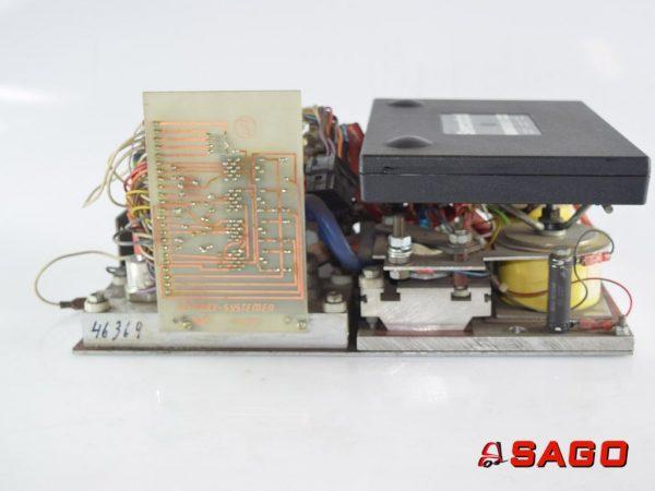 Baumann Elektryczne sterowanie i komponenty - Typ: 46368 Sevcontrol