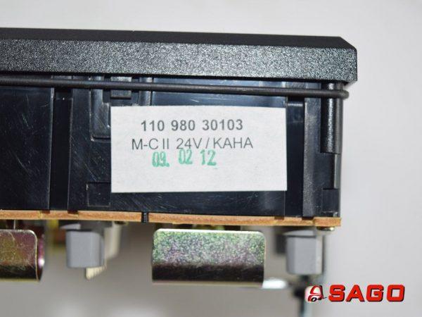 Kalmar Elektryka - Typ: 806817953 GAUGE MODULE 110 980 30103 24V
