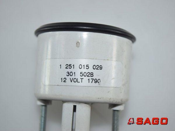 Kalmar Elektryka - Typ: 1401936 Anziege 1 251 015 029 301 502B 12V