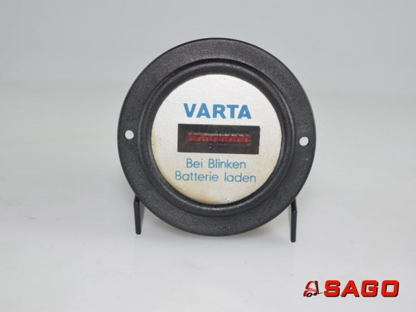 Baumann Elektryka - Typ: 200709 Accumeter VARTA