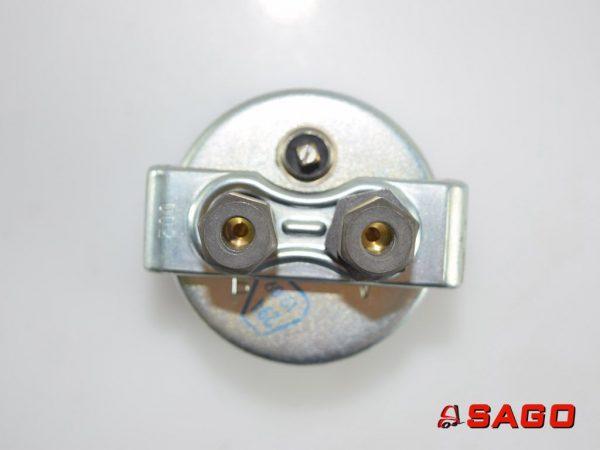 Baumann Elektryka - Typ: 84276 Manometer mechanisch