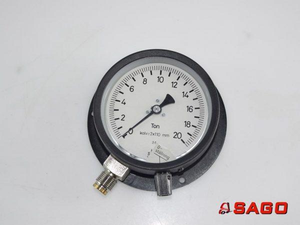 Kalmar Elektryka - Typ: 921516.0094 LOAD INDICATOR 9215160094 M-20