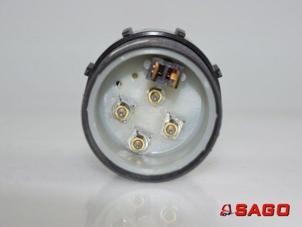 Baumann Elektryka - Typ: 118909 Neigewinkelanzeiger 06000049.01 U06000049 12V
