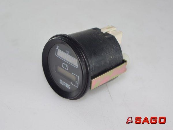 Baumann Elektryka - Typ: 202482 Entladeanzeiger CURTIS