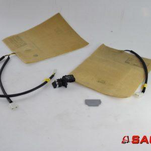 Jumbo Elektryczne sterowanie i komponenty - Typ: 249198 Sitzheizung