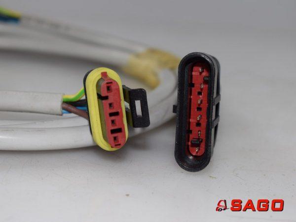 Baumann Elektryczne sterowanie i komponenty - Typ: 113605 Kabelstrang hinten