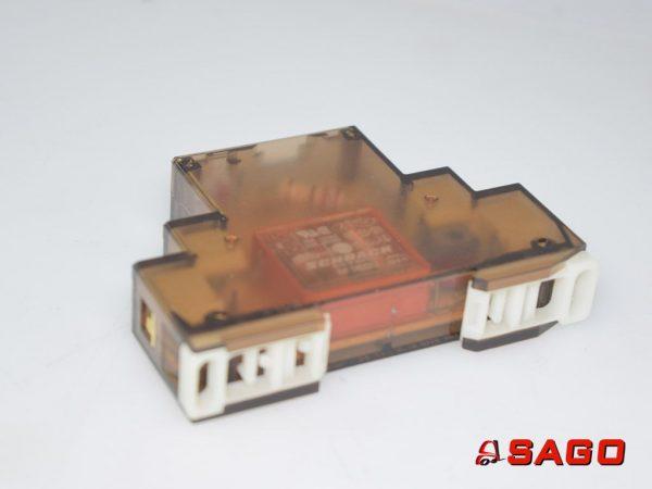 Jumbo Elektryczne sterowanie i komponenty - Typ: 83271 Zeitrelais