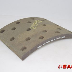 Jumbo Hamulce i linki hamulcowe - Typ: 74668 Bremsbelag