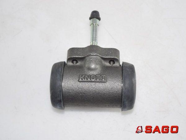 Jumbo Hamulce i linki hamulcowe - Typ: 85198 Radbremszylinder  KNOTT