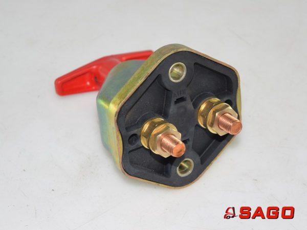 Terberg Elektryczne sterowanie i komponenty - Typ: 25043477 HOOFDSCHAKELAAR