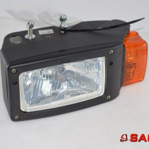 Terberg Elektryka - Typ: 25022256 HEAD LAMP (RIGHT SIDE) 24V