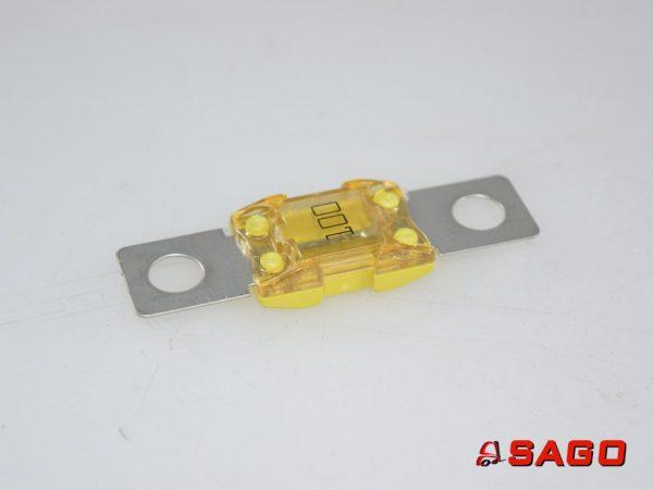 Terberg Elektryczne sterowanie i komponenty - Typ: 25083398 HOOFDZEKERING