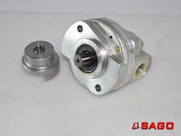 Jumbo Hydraulika - Typ: 200004340 Lenkpumpe A012-0021 21377675