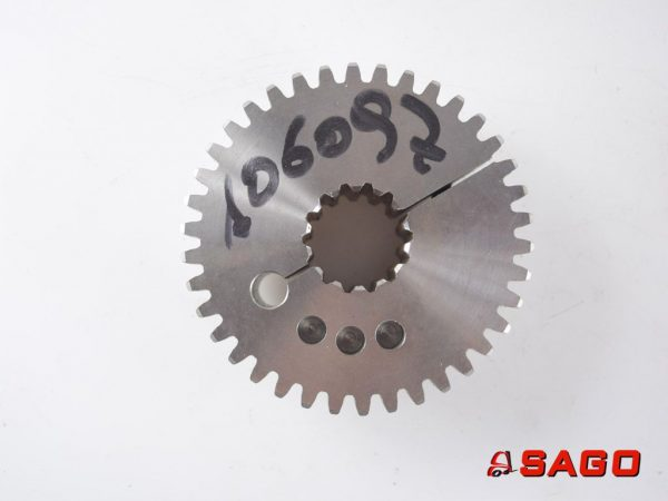 Jumbo Układ kierowniczy i napęd - Typ: 106097 Ritzelnabe
