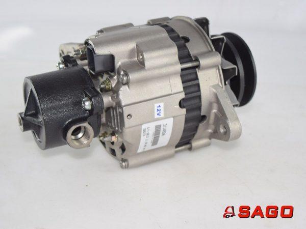 stacyjki i systemy paliwowe - Typ: 7003114928 Lichtmaschine 12V