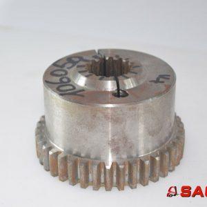 Jumbo Układ kierowniczy i napęd - Typ: 106050 Ritzelnabe