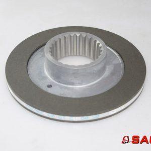 Jumbo Hamulce i linki hamulcowe - Typ: 200014332 Rotor - Bremsscheibe