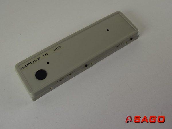 Elektryczne sterowanie i komponenty - Typ: IMPULS 3 80V