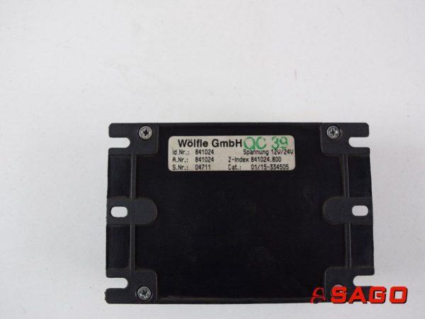 Elektryczne sterowanie i komponenty - Typ: THERMOSTAT 841024.800 841024800