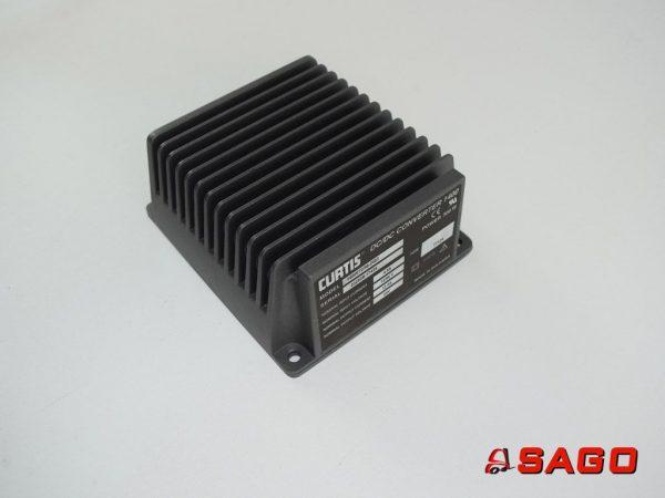 Elektryczne sterowanie i komponenty - Typ: SPANNUNGSWANDLER 1400E72/96-2403 03280B-17434